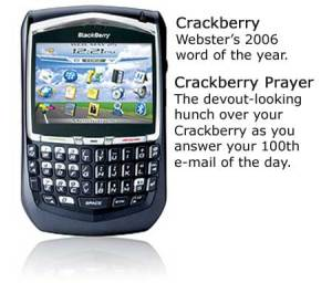Le Crackberry